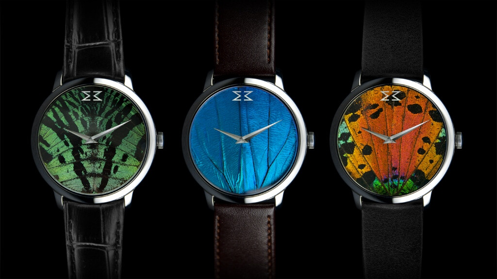 KHAMAMA Revolutionising luxury watches - embracing nature project video thumbnail
