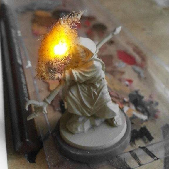 Our first prototype from Conan by Monolith