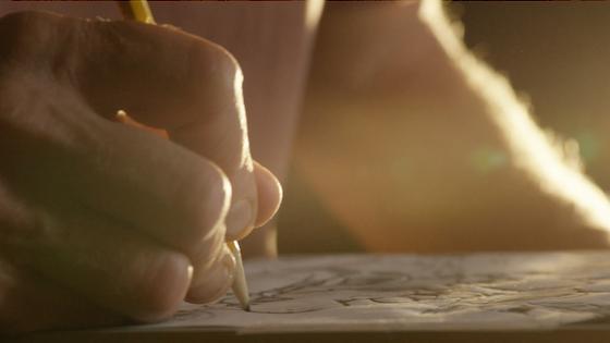Jim Pollock Documentary: Carve, Print, Repeat