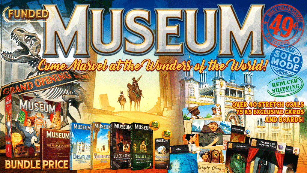 Museum project video thumbnail