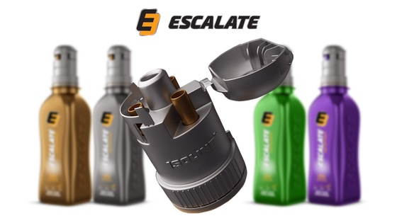 ESCALATE: The Customizable Healthy Energy Drink