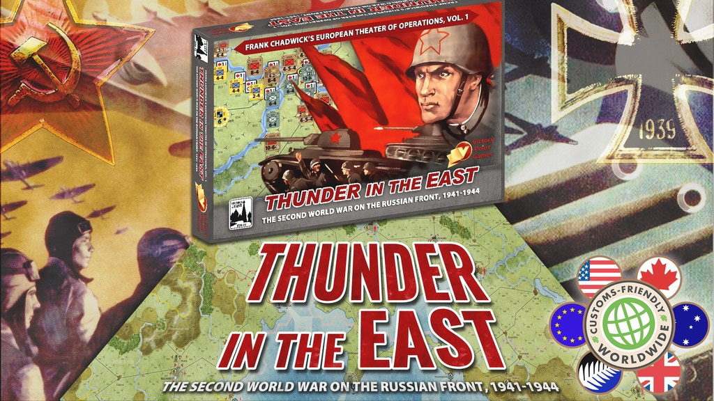 Thunder in the East project video thumbnail