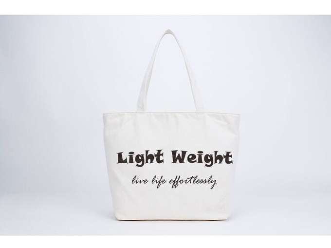 Limited Edition LightWeight Shopping Tote Bag!