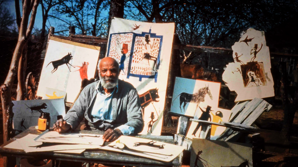 Bill Traylor: Chasing Ghosts project video thumbnail