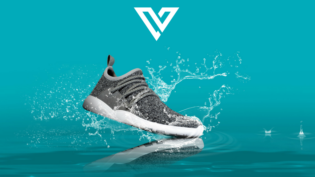 5e8e7cf2acc0 Vessi - The World s First 100% Waterproof Knit Shoes project video thumbnail