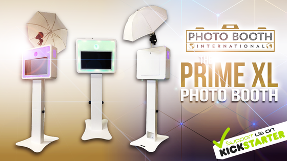 NEW Prime XL Photo Booth