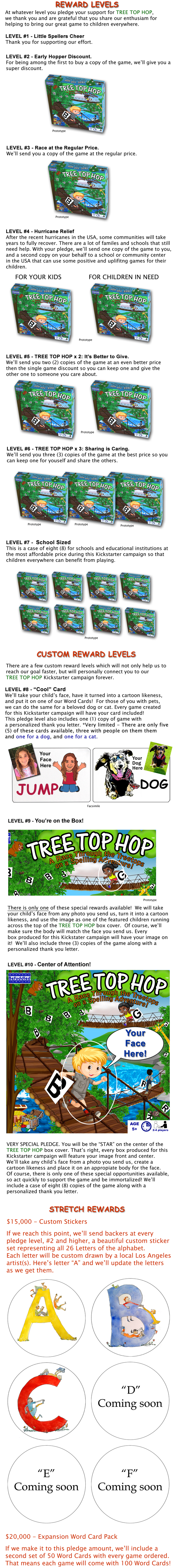 Tree Top Hop Sticker Set