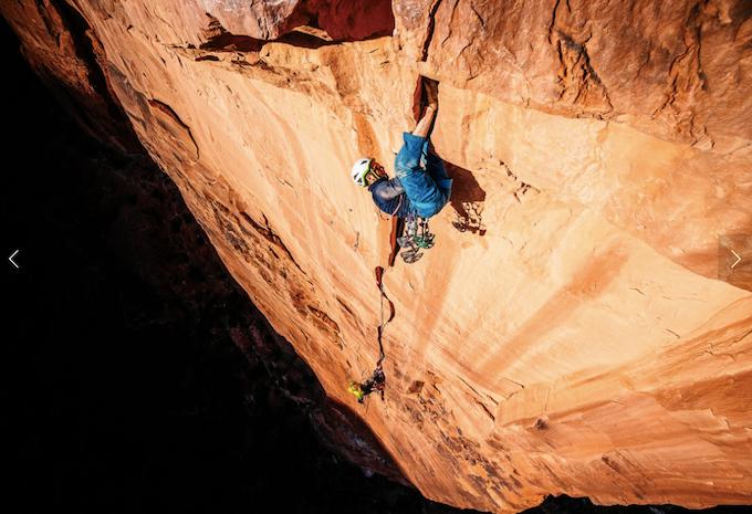 Climbing (Image credit: Miah Watt)