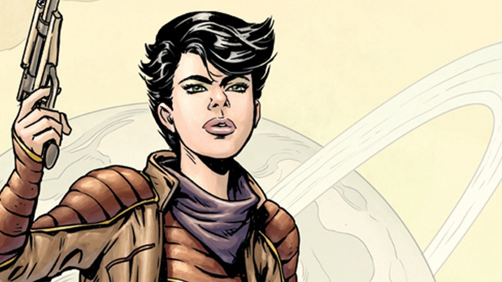 TREKKER: CHAPELTOWN Graphic Novel project video thumbnail