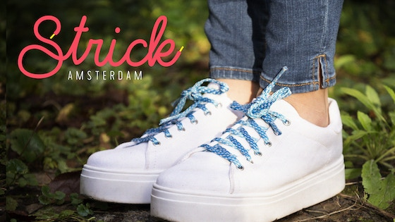 STRICK Amsterdam: First in Making 100% Sustainable Shoelaces