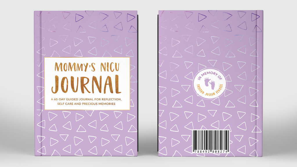 Project image for Mommy's NICU Journal: A 60-Day Guided Journal for NICU Moms