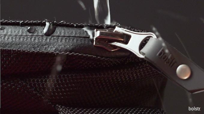 bolstr 2.0 Small Carry YKK Zippers.