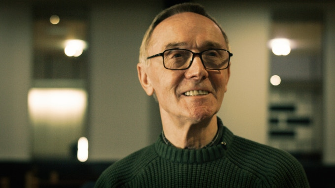 "Stuart Barrie, ""The Glasgow Poet"""