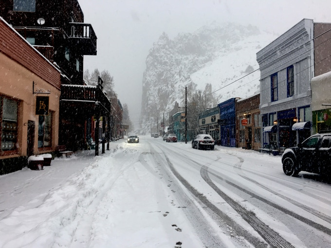 Downtown Creede, CO