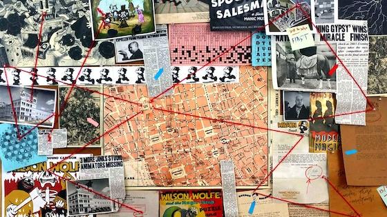 Simulacra Games: The Wilson Wolfe Affair