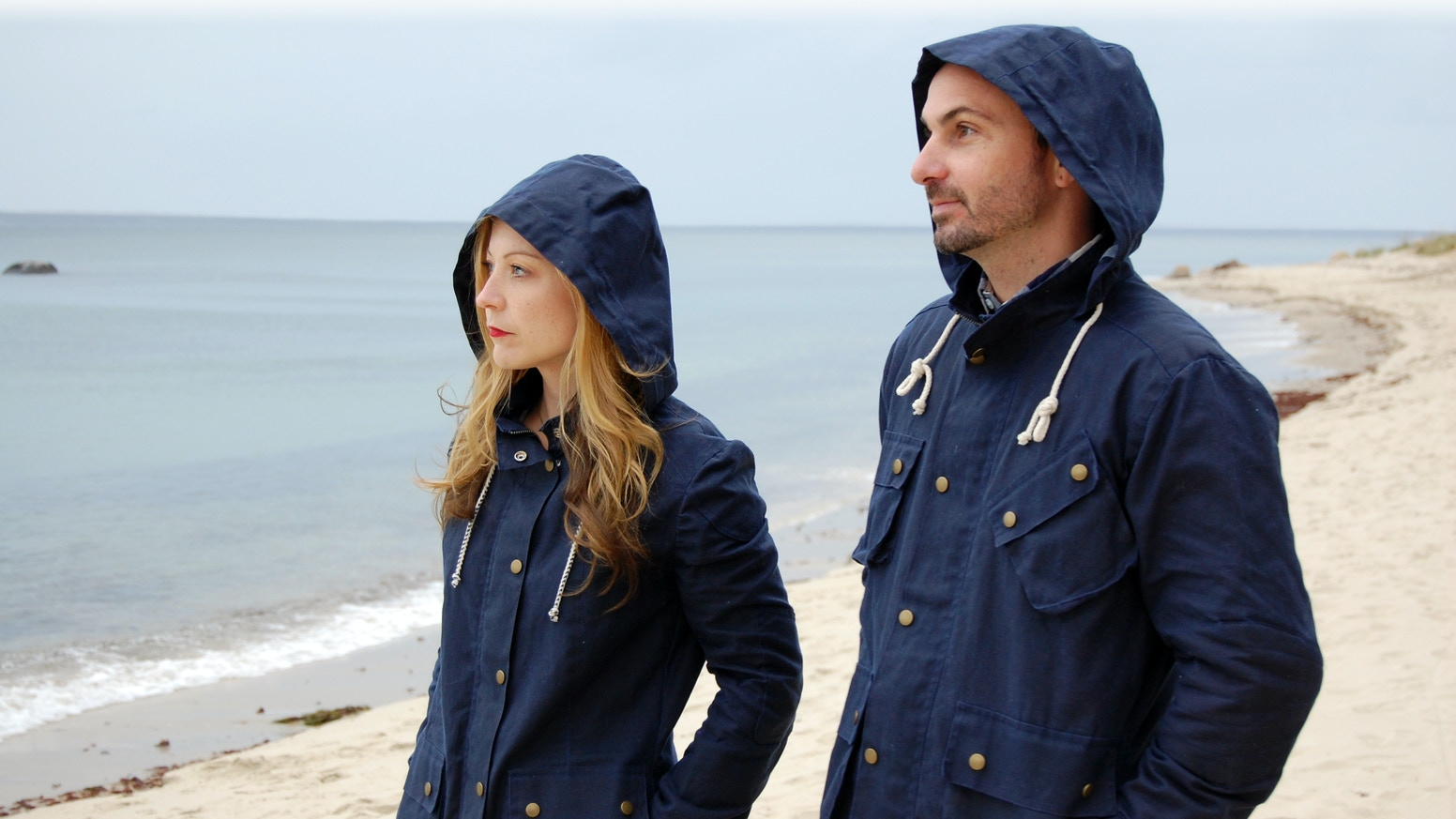 Home of the American-made wax cotton rain jacket