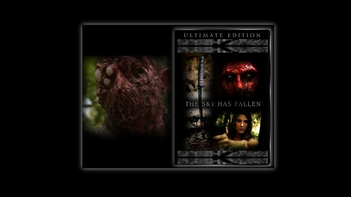 A post-apocalyptic love story. Award-winning horror film. No CGI. Get your name in the credits!
