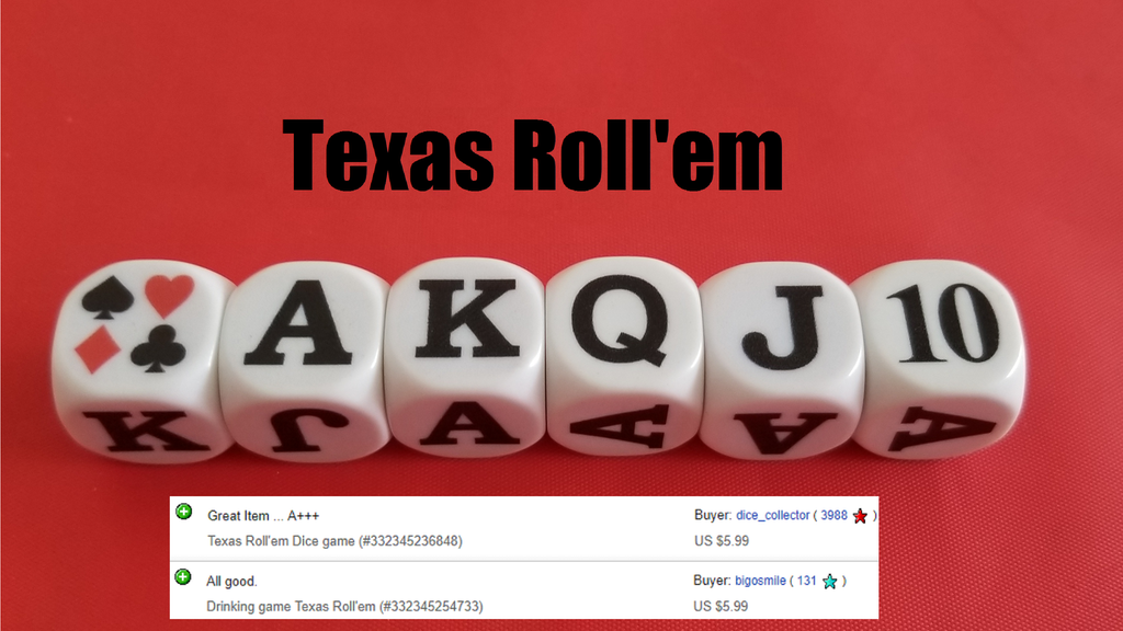 Project image for Texas Roll'em