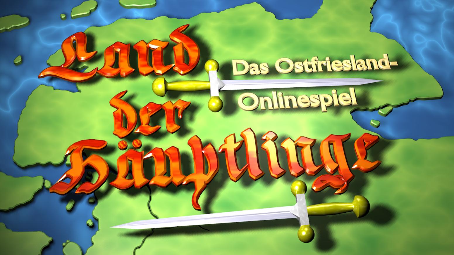Das rundenbasierte Strategie- und Aufbauspiel über den Kampf der Häuptlinge um das mittelalterliche Ostfriesland.