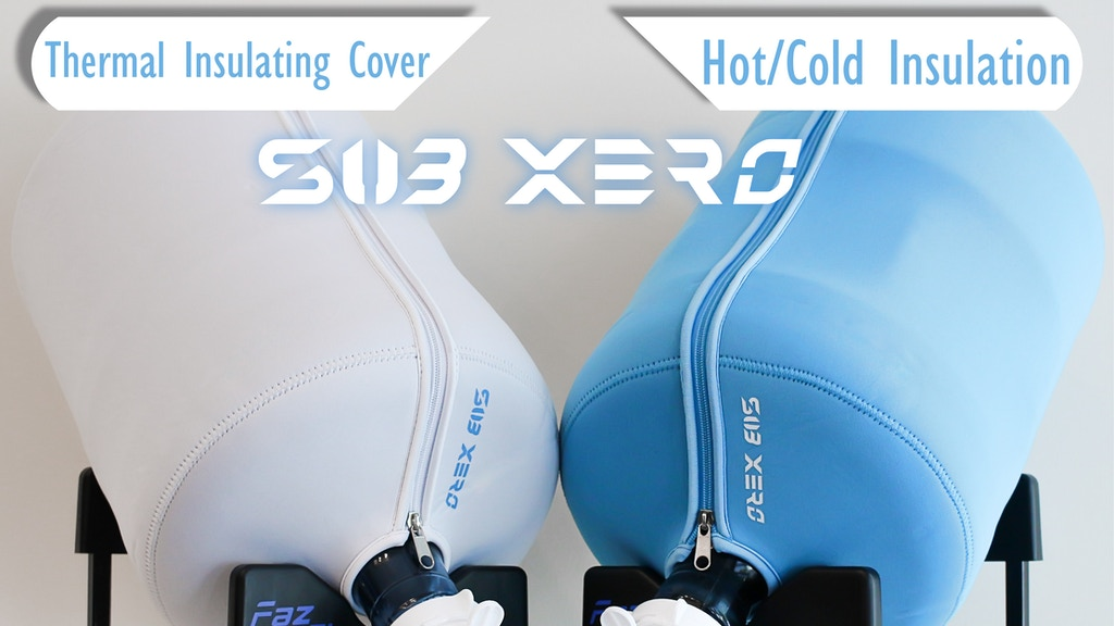 Sub Xero, The World's Only Thermal Insulator For 5 GL Bottle