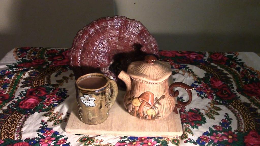 Mushroom Hot Chocolate project video thumbnail