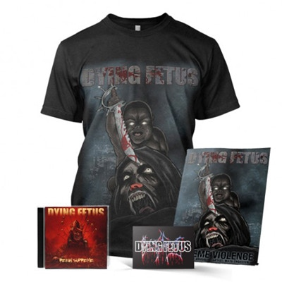 Dying Fetus: Supreme Violence Bundle