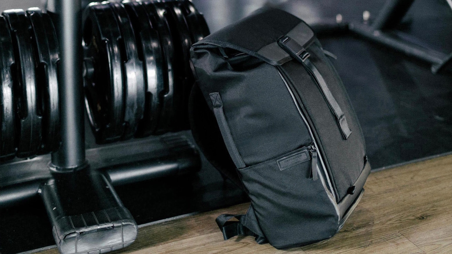 A sleek and functional backpack for everyday use, which blurs the line between sport and work.