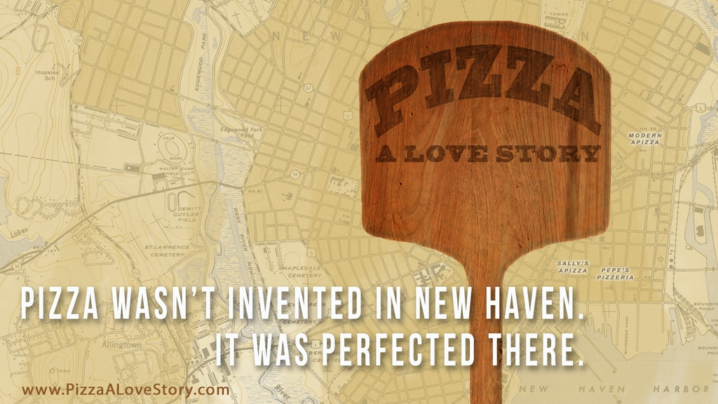 Pizza, A Love Story - a documentary on the ultimate slice! project video thumbnail