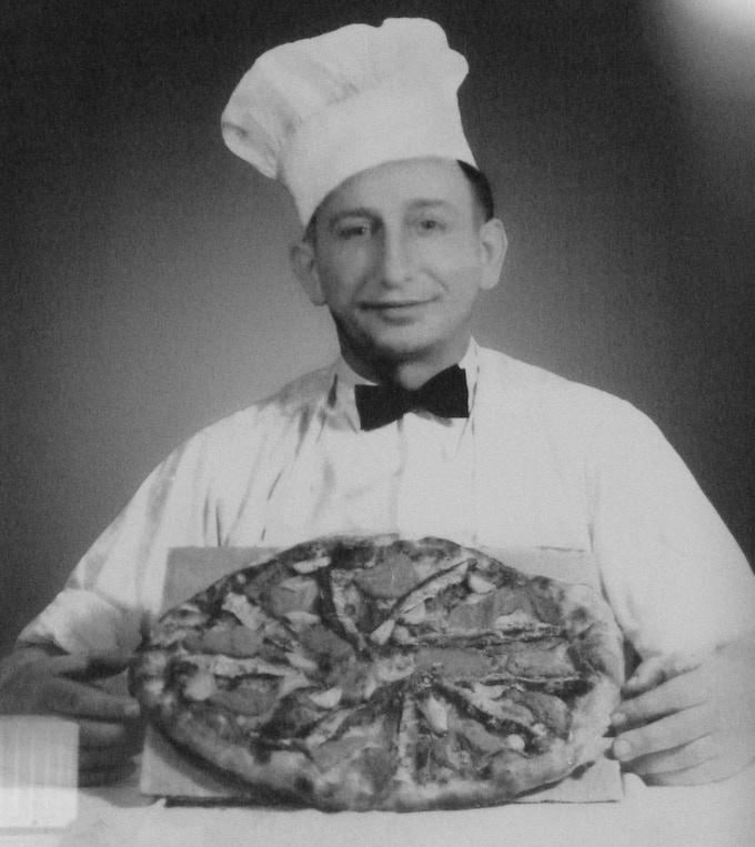 Frank Pepe, circa 1930.
