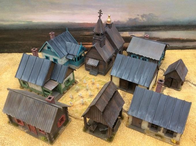 Operation Barbarossa (buildings)