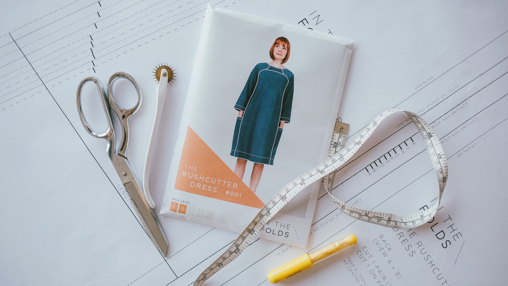 In the Folds sewing patterns: Slow sewing for modern makers project video thumbnail
