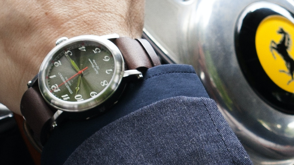 Stewart Dawson British Military Watches, Swiss made project video thumbnail