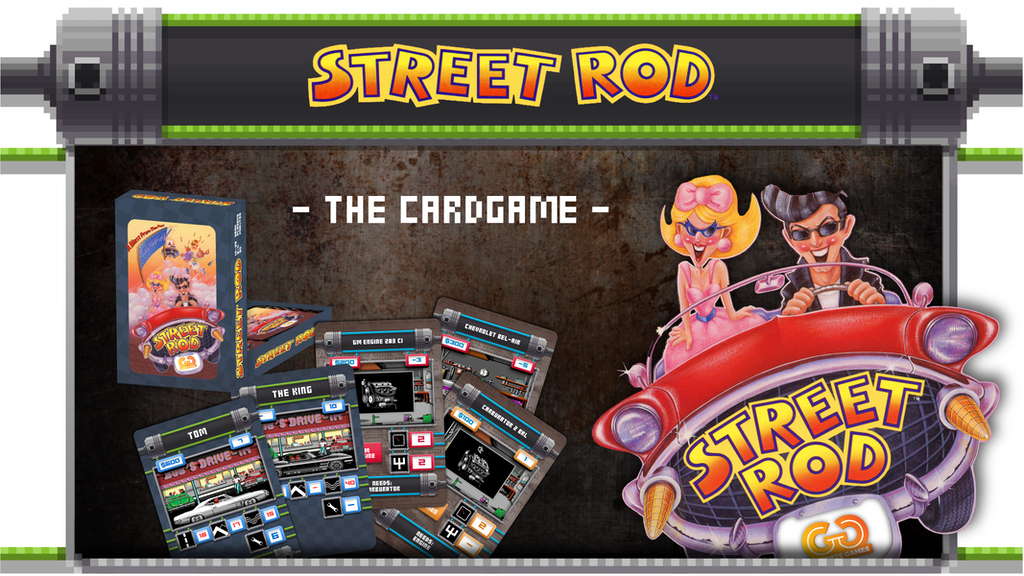 Street Rod - build and race your own Hot Rod. Only €11! project video thumbnail