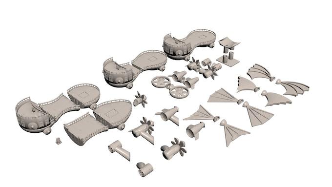 Airship (click image to view more, larger pics)