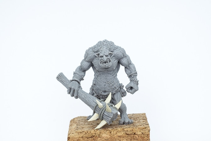 the mighty Troll (work in progress)