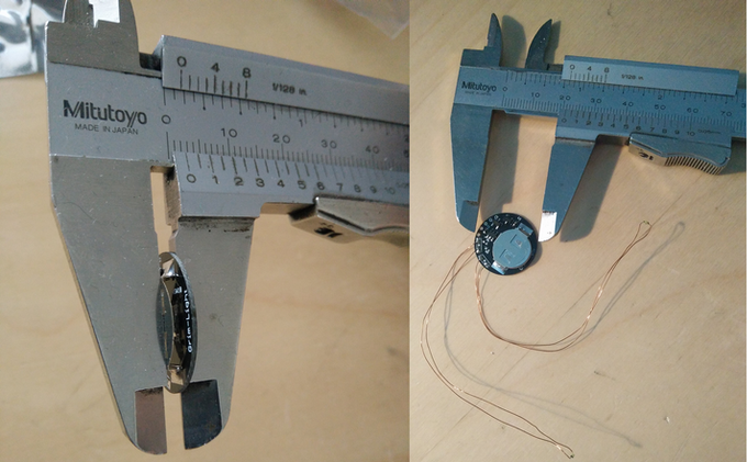 What our current Grimlight prototypes look like before installation