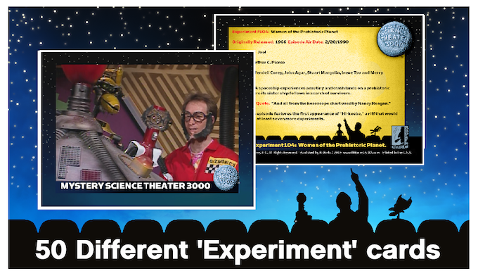 Experiment Cards (examples)