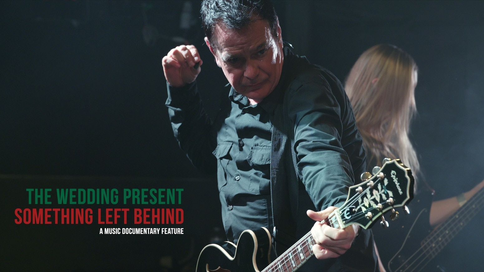 A film exploring the 30 year lifespan of The Wedding Present's debut LP George Best: A record that has come to define youth for so many