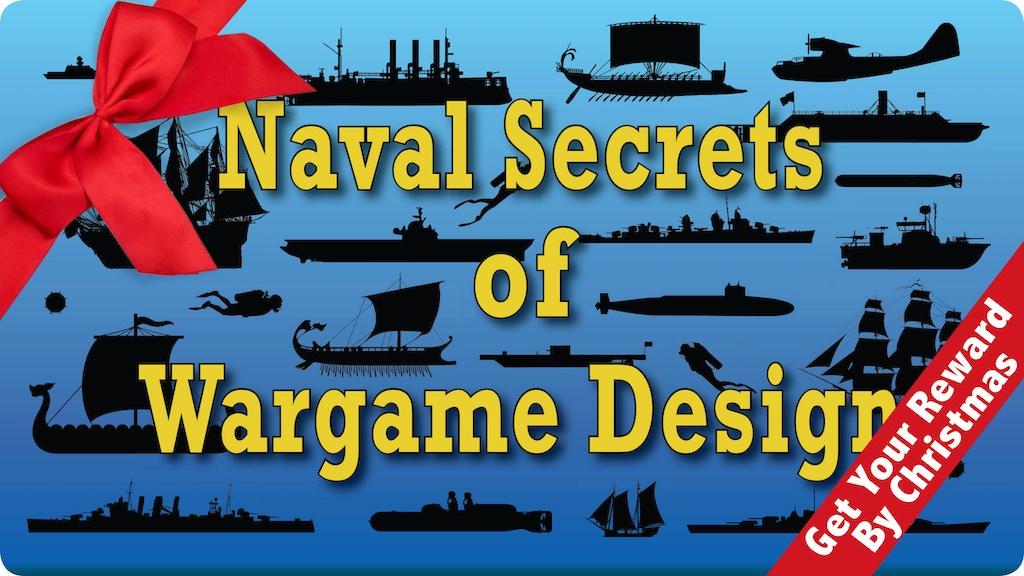 Naval Secrets of Wargame Design project video thumbnail