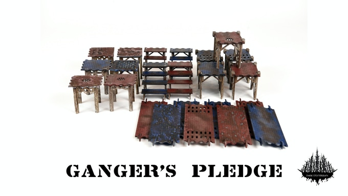 Ganger's Pledge