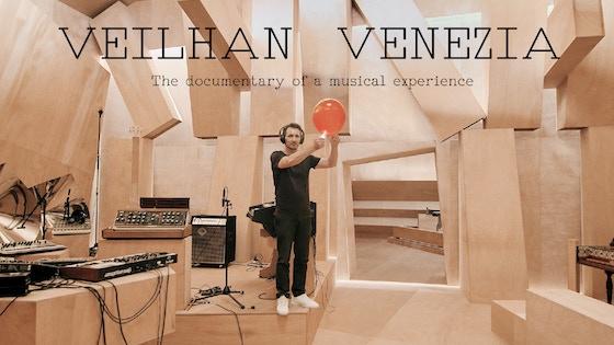 VEILHAN VENEZIA - documentary film
