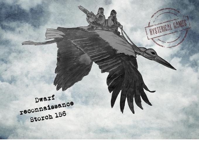 Dwarf Reconnaissance Storch