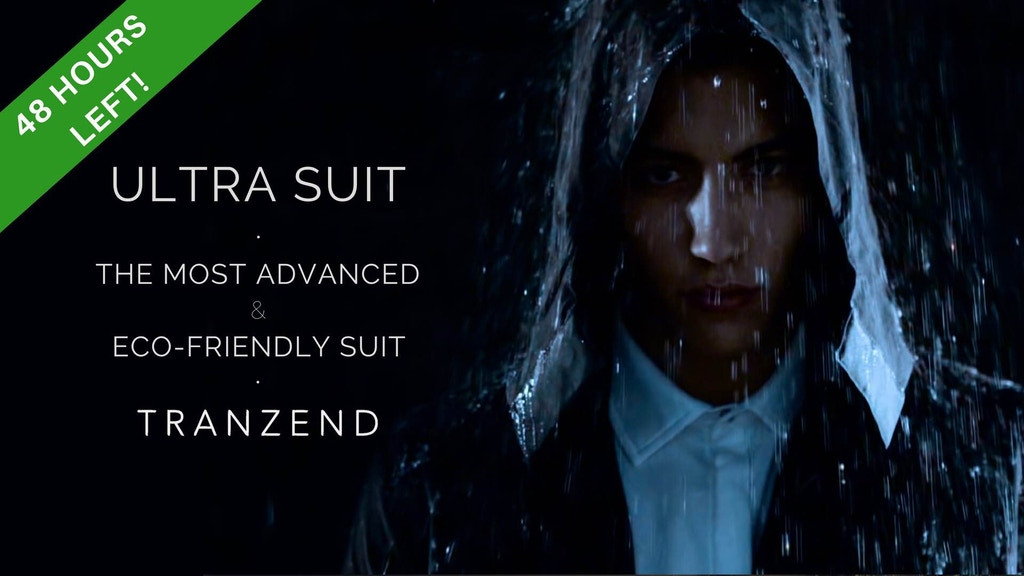 Ultra Suit · The Most Advanced & Eco-friendly Suit project video thumbnail