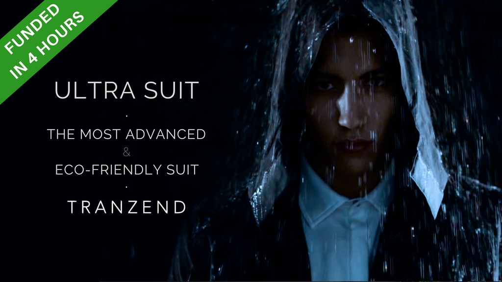 Ultra Suit · The Most Advanced & Eco-friendly Suit