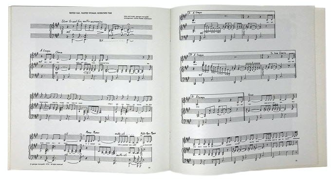 J. Jasmine Songbook - Inside View