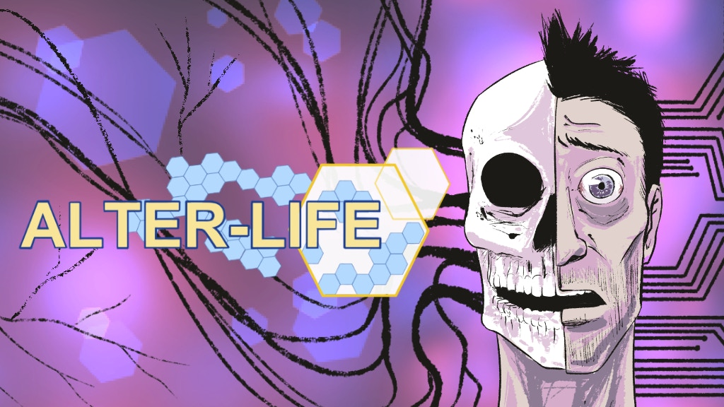 Alter-Life: Journey to the End (Hardcover Graphic Novel) project video thumbnail