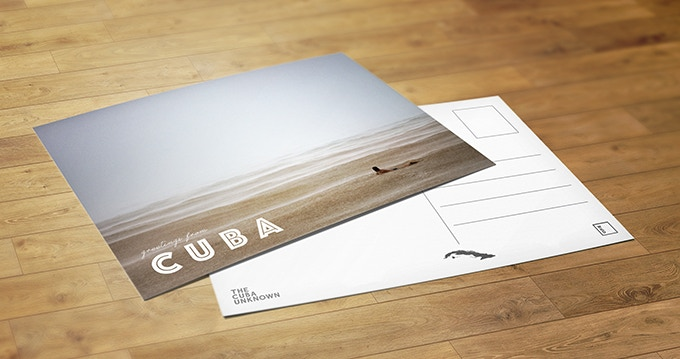 A pack of 10 unique photos from the book, presented in postcard format to send to your favorite explorers.