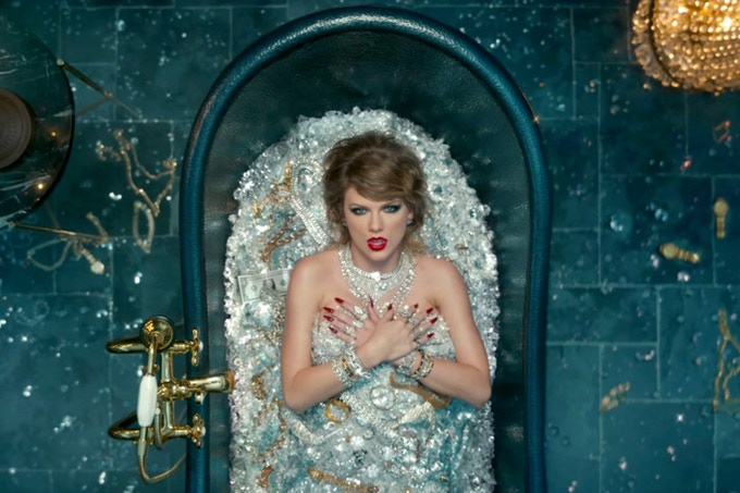 Taylor Swift's Music Video for 'Look What You Made Me Do'