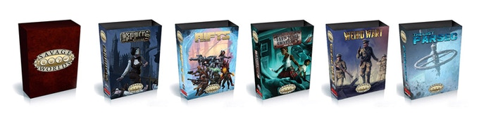 Some of our other box sets!
