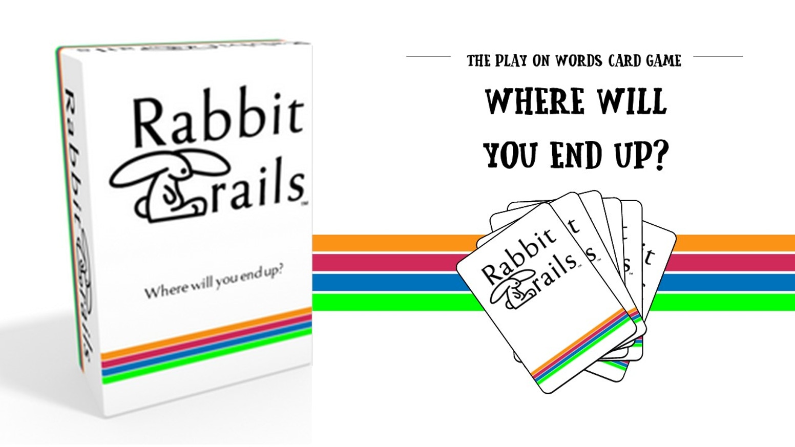Rabbit trails the play on words game by nathan bair kickstarter rabbit trails the play on words game publicscrutiny Choice Image